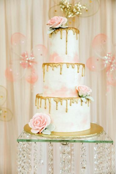 DESSERT CAKE BABY SHOWER