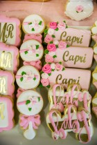 DESSERT TABLE BABY SHOWER COOKIES